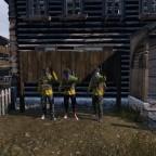Nice Raincoats Found At Village
