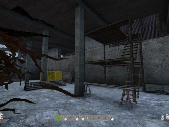 Some basebuilding in CSF Base before wipe
