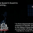 The Queen's Guard is evolving...