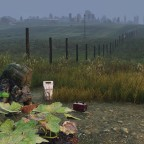 Baker Tends His Garden