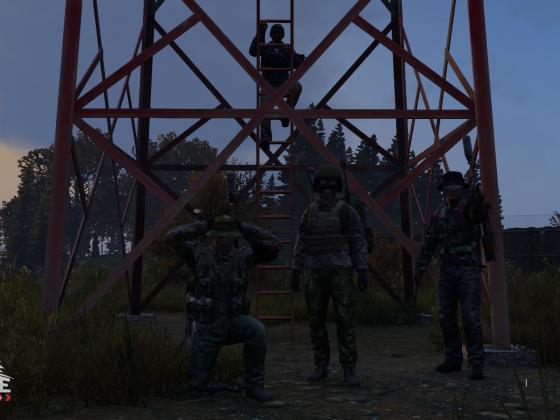 The CSF on Patrol
